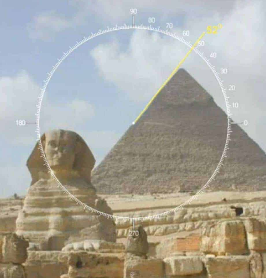 52 degrees giza