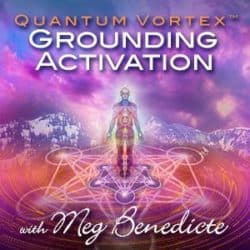 Quantum Vortex Grounding Activation