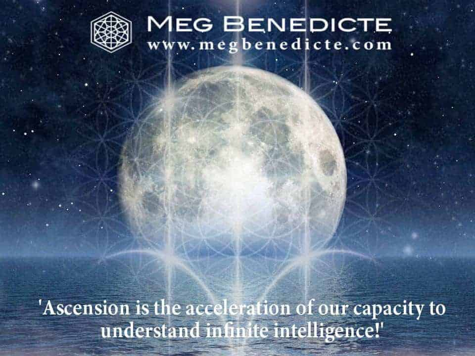 Ascension Access to Infinite Intelligence
