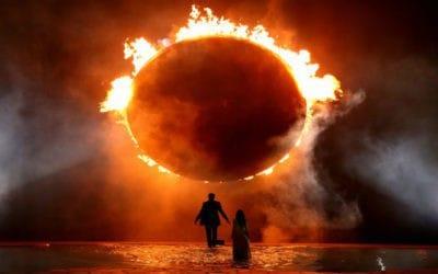 Fiery Eclipse Reset