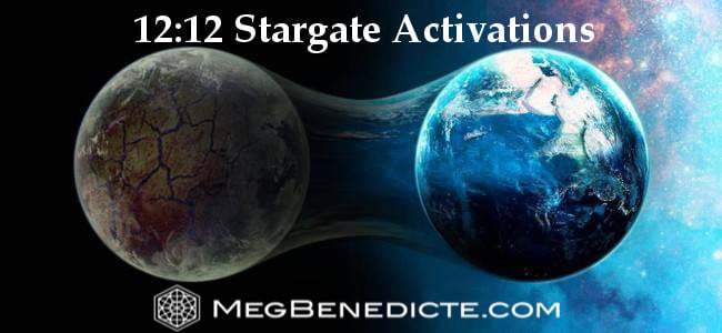 Just Hours till 12:12 Stargate Activations