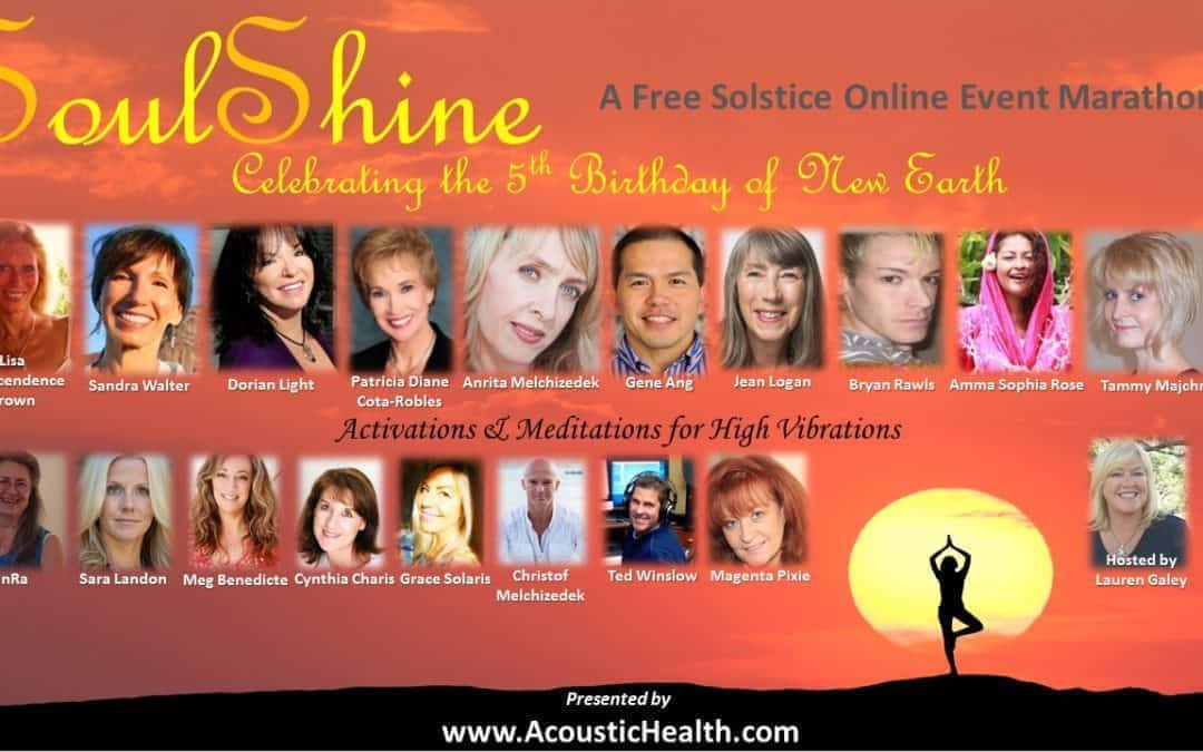 Soul Shine: Solstice Celebration 2017