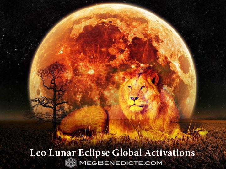 Leo Lunar Eclipse Global Activations