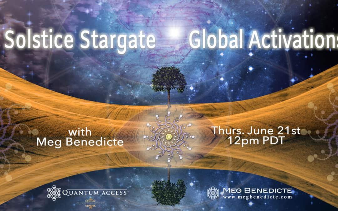 Solstice Stargate Global Activations