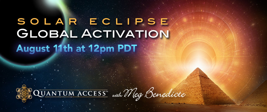 Leo Solar Eclipse Global Activations