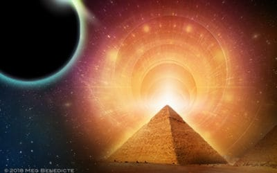 Just Hours Till the Leo New Moon Solar Eclipse