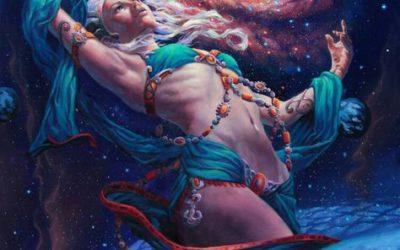 Goddess Creative Spark