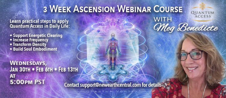 3 Week Ascension Webinar Course