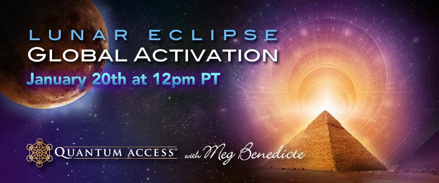 Leo Lunar Eclipse Global Activations