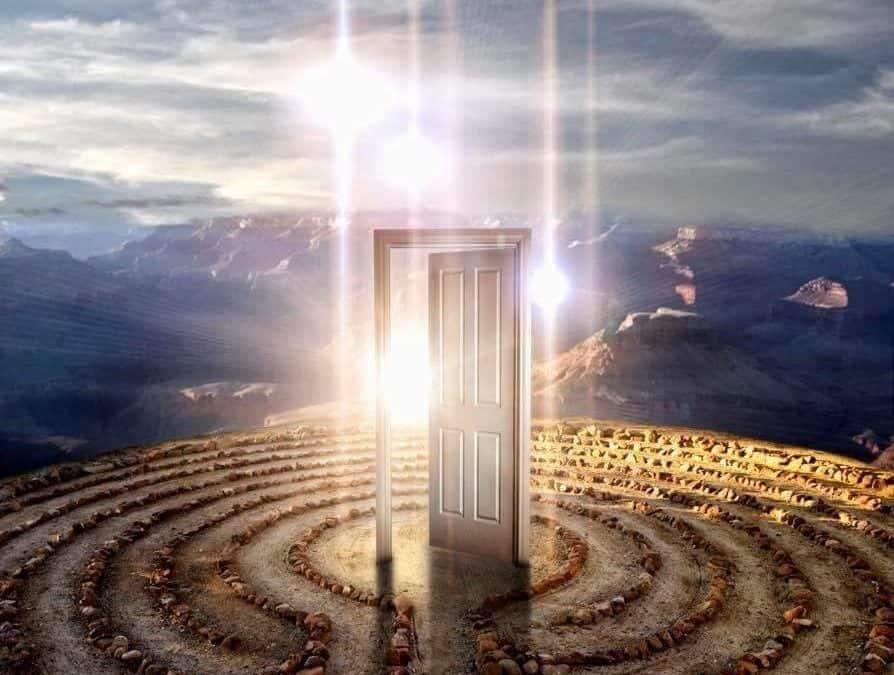 Eclipse Doorway