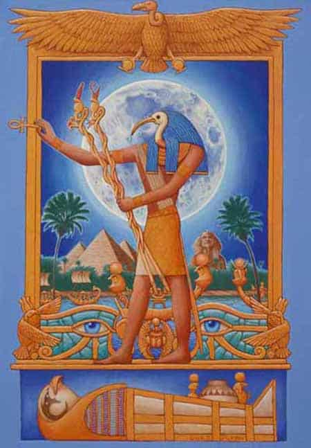 333 Thoth Mysteries