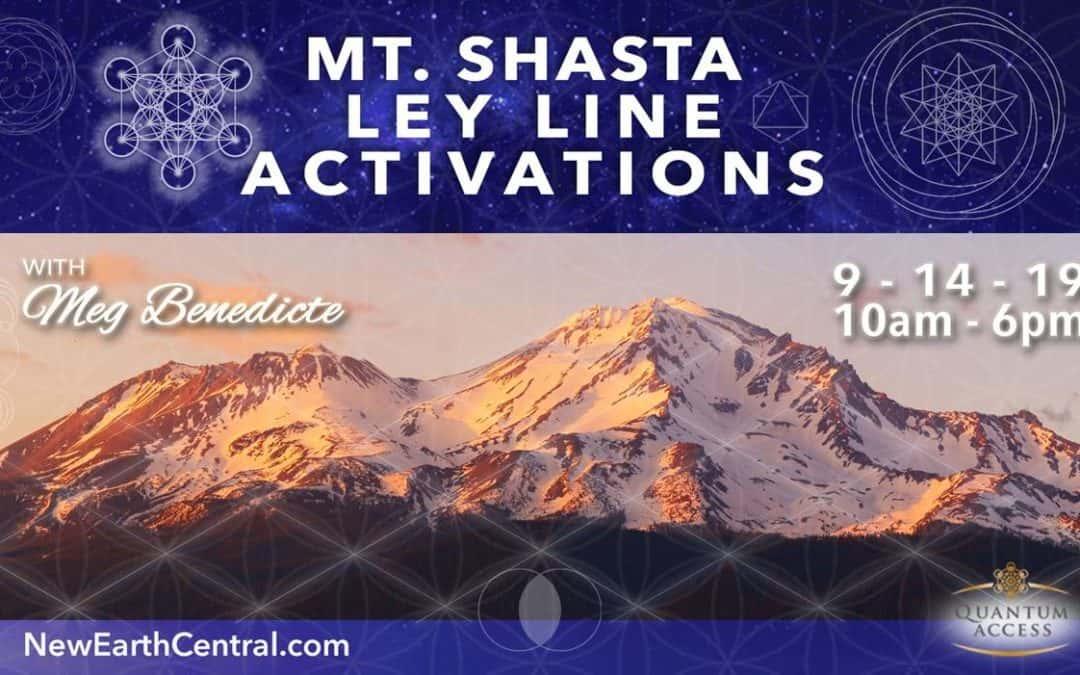 Mt. Shasta Ley Line Day Retreat