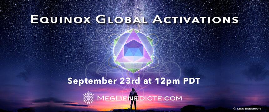 September Equinox Global Activations